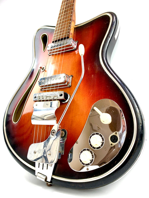 Hopf Saturn 63 Sunburst de 1963