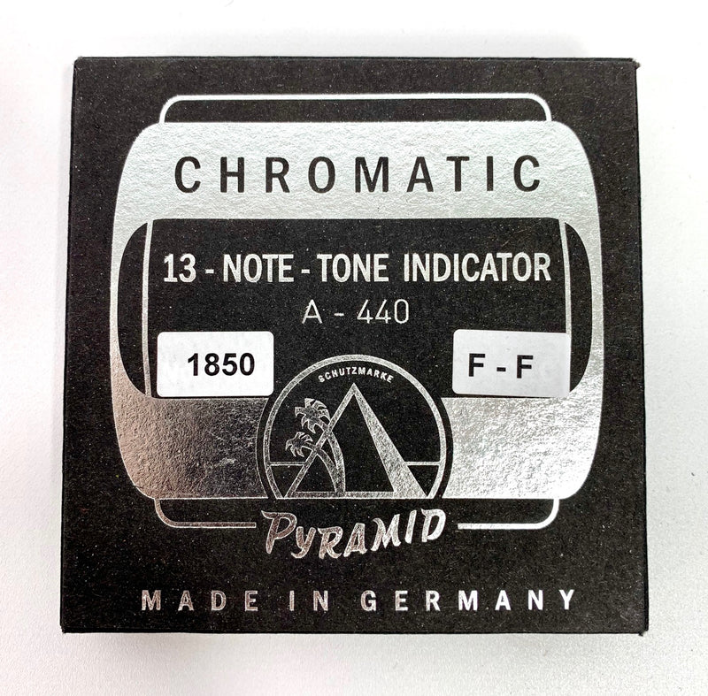 Pyramid Chromatic Pitch Pipes A-440