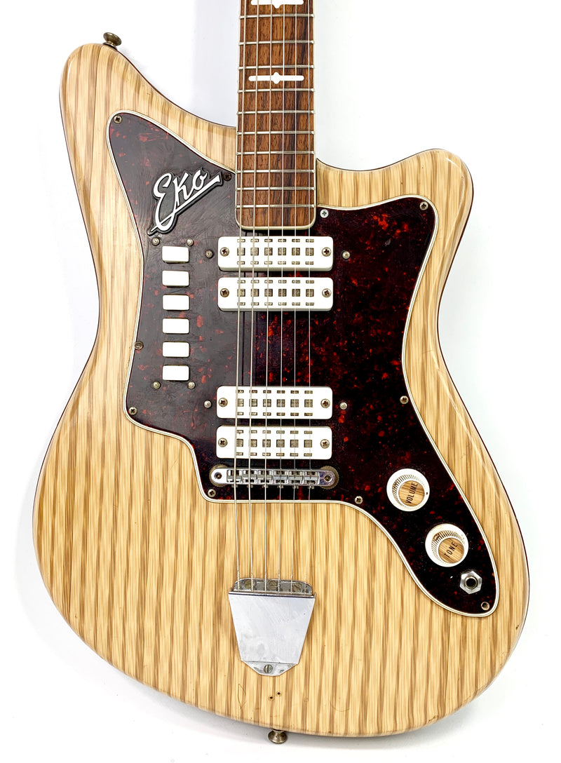 Eko 500/NO/4V Woodgrain 1960's