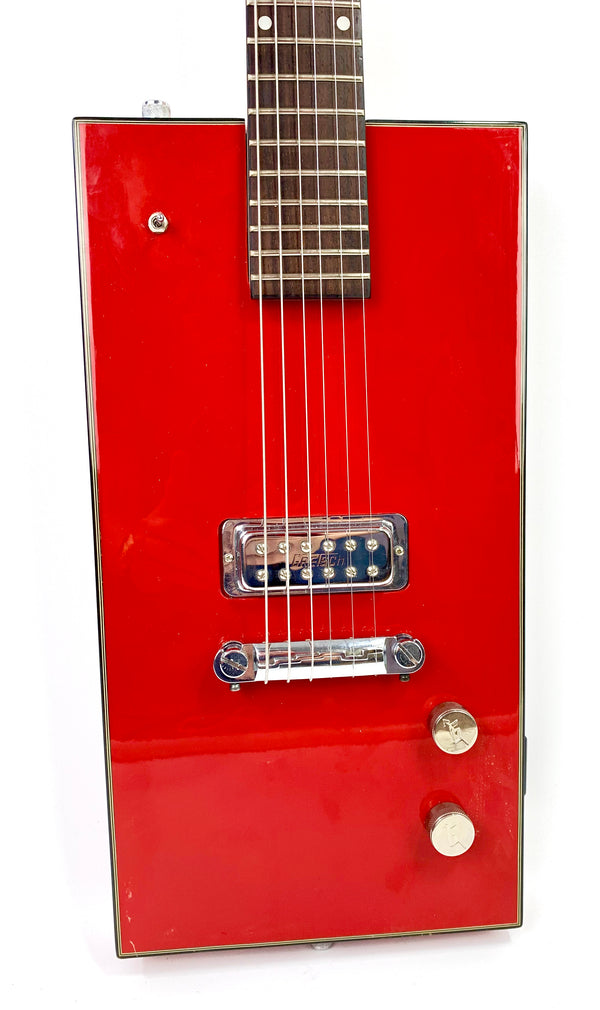 Gretsch Synchromatic G2850 Bo Diddley Jr
