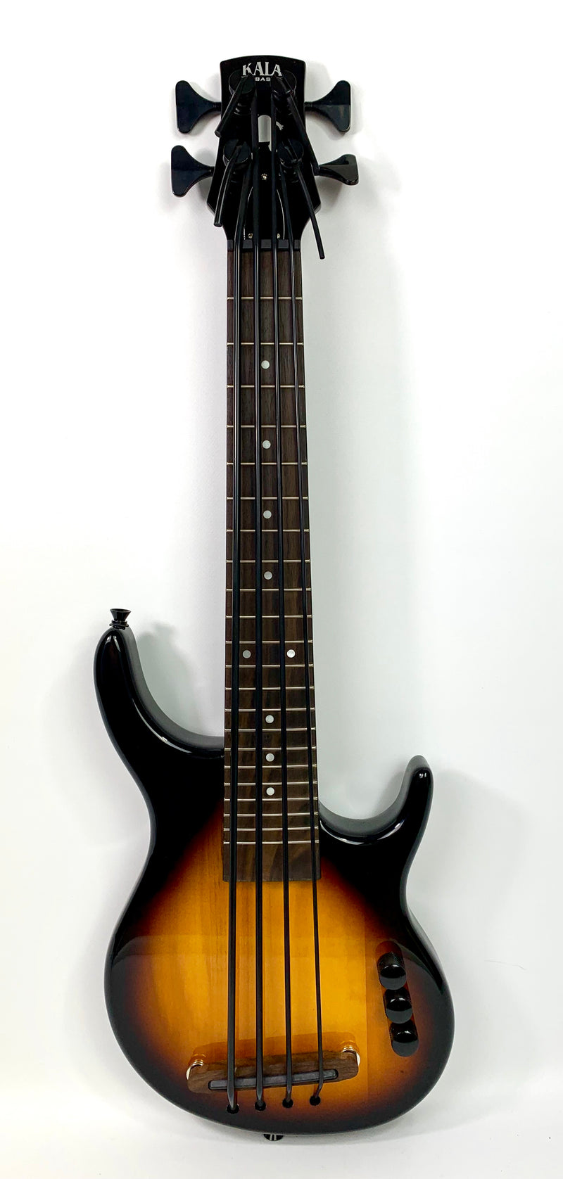 KALA U-Bass Sunburst