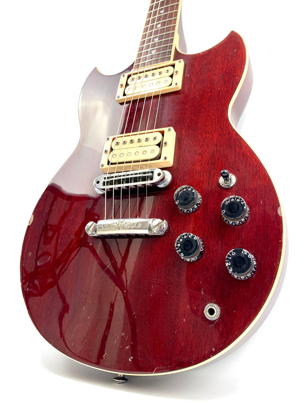 Yamaha SG300 Burgundy Red de 1984