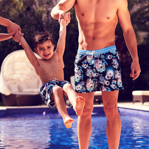 Thomas Royall Spain bobby shorts