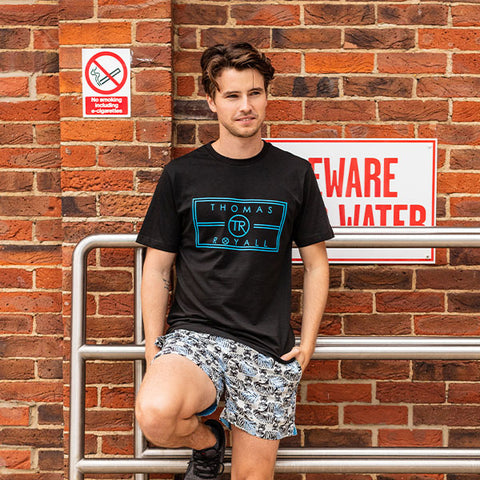 Thomas Royall Swim Shorts