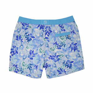 The Argentina 'George' Swim Shorts features our signature Thomas Royall blue waistband with a smart tailored fit.