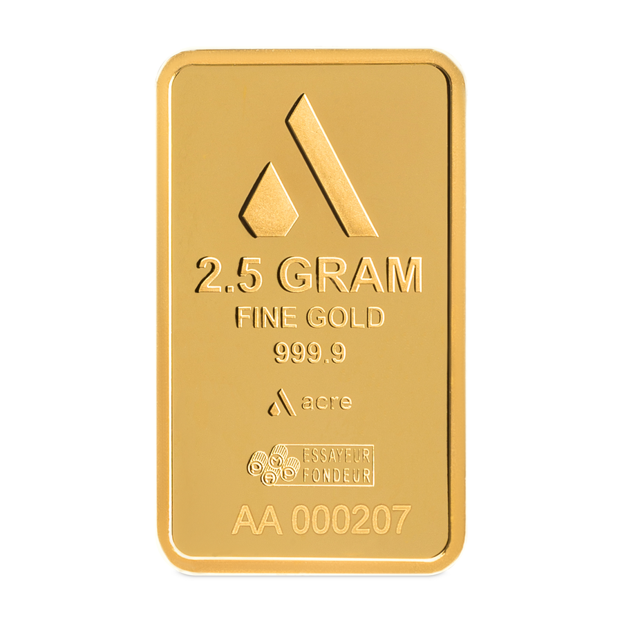 Acre Gold (2.5G) - $30 per month subscription