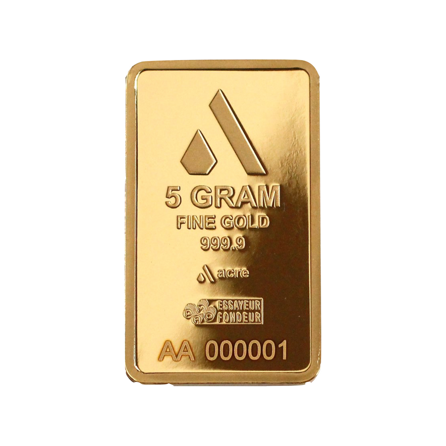 Acre Gold (5G) - $100 per month subscription