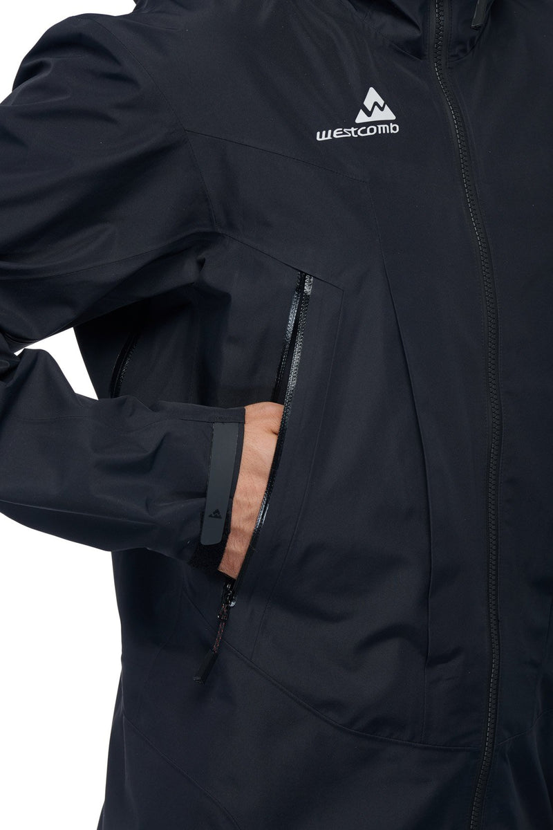 Apoc Jacket, hand pocket view