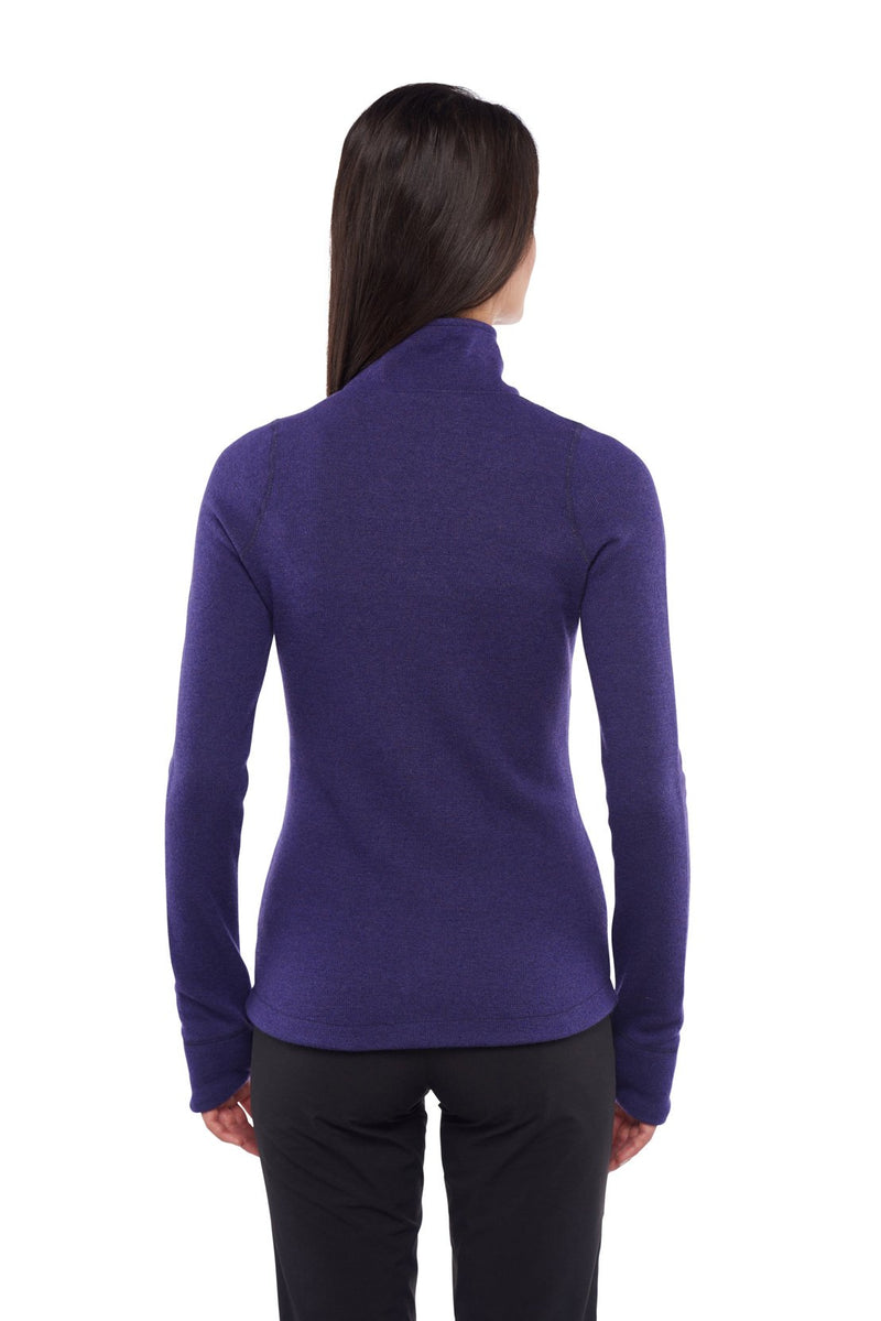 Aura Sweater, back view