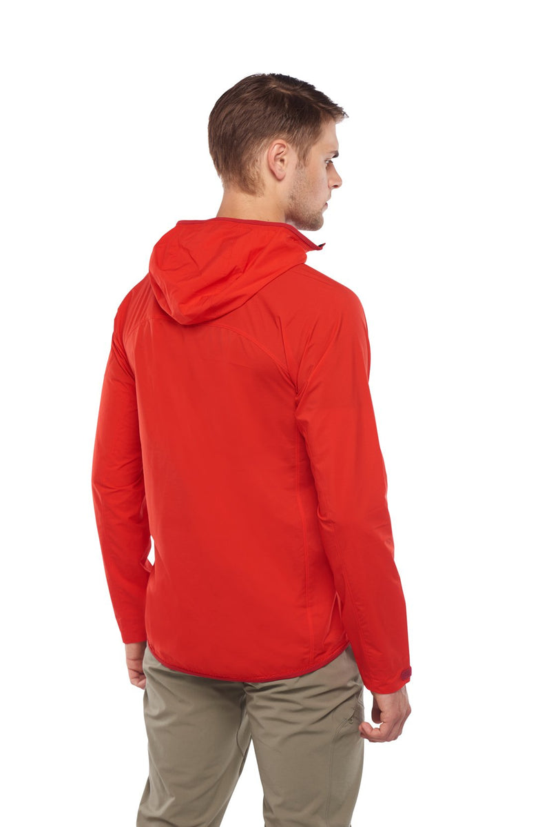 Crest Hoody, profile view