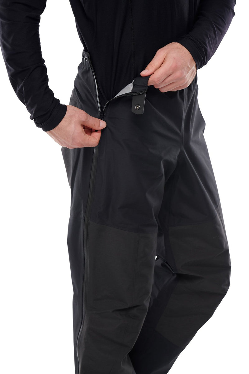 Cruiser LT pant, side seam zipper