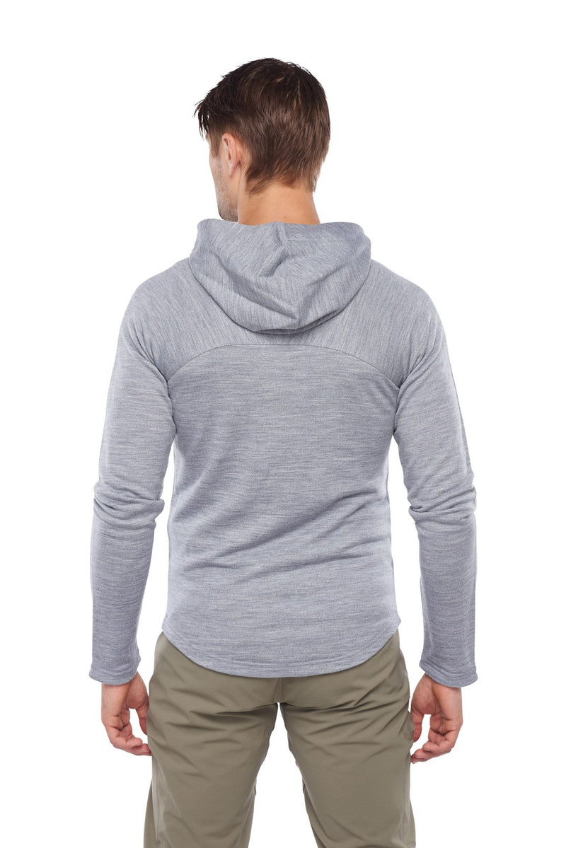 Everyday hoody, back view