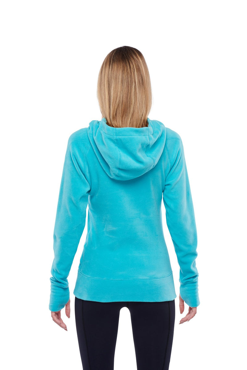 Glow Hoody, back view