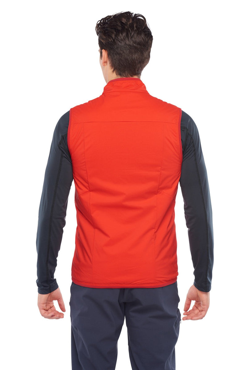 Insulator Vest, back view
