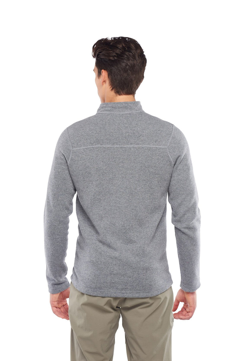 Pinnalce Sweater, back view
