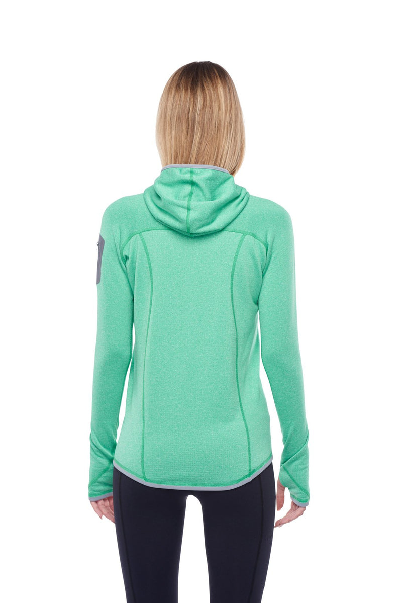 Royal Pullover, back view