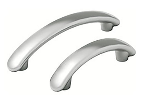 HANDLE7B Pull handle (arched) Threaded Blind Bore