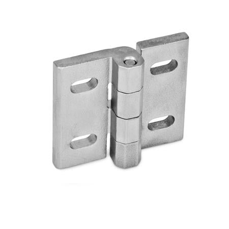 HINGE4A Pin Stainless Steel AISI316Ti, 304 (A2)