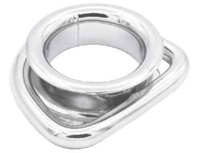 SF3257  D ring with thimble