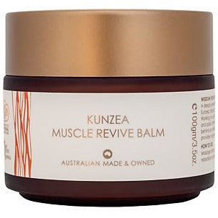 Kunzea Muscle Revive Balm