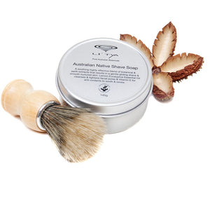 Australian Native Shave Soap – Certified Organic