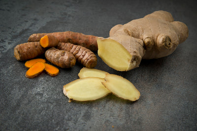The Benefits of Turmeric and Ginger