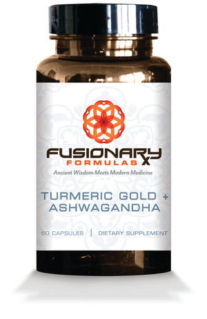 Turmeric Gold + Ashwagandha - Limited Quantities Left