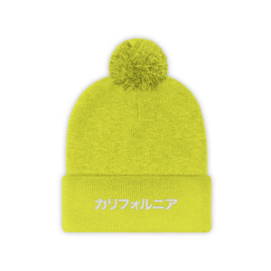 "GEEK LORD ""カリフォルニア"" Winter Beanie"