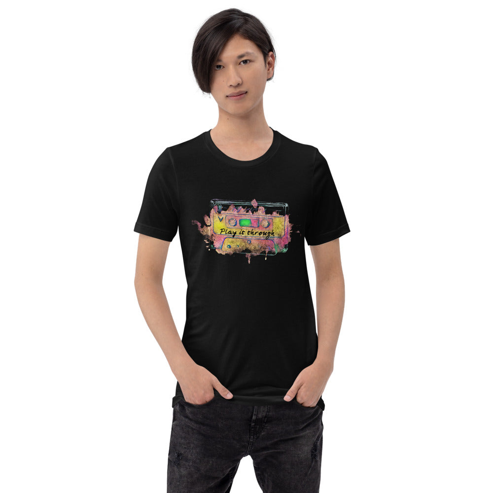 Play it Through Short-Sleeve Unisex T-Shirt
