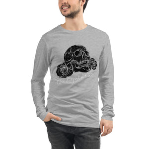 One day at a time Unisex Long Sleeve Tee