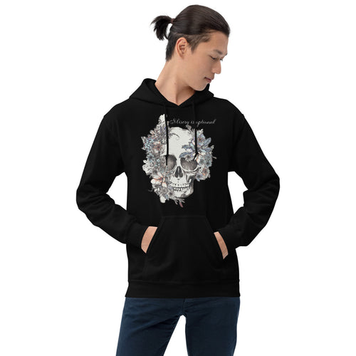 Misery is Optional Unisex Hoodie