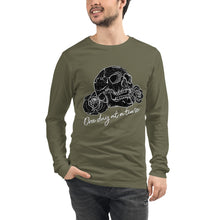 Load image into Gallery viewer, One day at a time Unisex Long Sleeve Tee