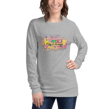 Load image into Gallery viewer, Play it Through Unisex Long Sleeve Tee