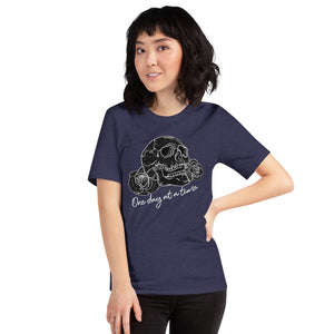 One day at a time Short-Sleeve Unisex T-Shirt