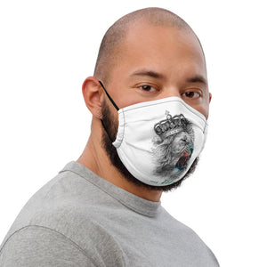 Recovery Warrior Premium face mask