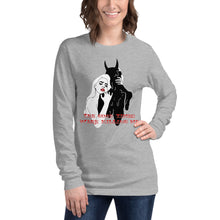 Load image into Gallery viewer, The Good Times Were Killing Me Unisex Long Sleeve Tee