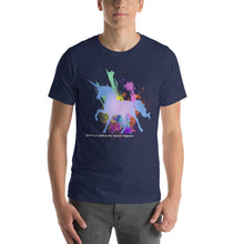 Load image into Gallery viewer, Don't leave before the miracle - Short-Sleeve Unisex T-Shirt