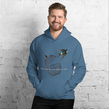 Load image into Gallery viewer, How free do you want to be - Unisex Hoodie