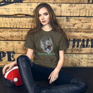 Recovery Warrior Short-Sleeve Unisex T-Shirt