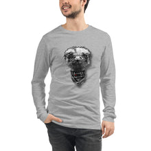 Load image into Gallery viewer, Easy does it Unisex Long Sleeve Tee