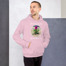 Load image into Gallery viewer, Sometimes Quickly, Sometimes Slowly Unisex Hoodie