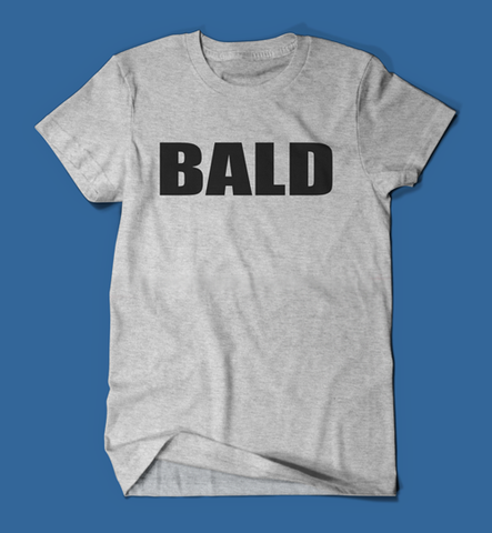 Bald Men's/Unisex T-Shirt