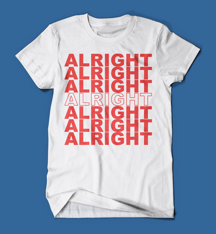 Alright Alright Alright - Dazed and Confused  Men's/Unisex T-Shirt