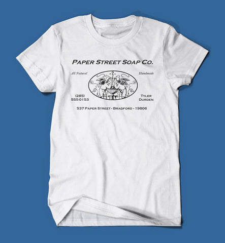 Paper St. Soap Company - Fight Club Men's/Unisex T-Shirt
