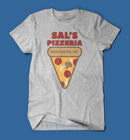 Sal's Pizzeria - Do The Right Thing Men's/Unisex T-Shirt