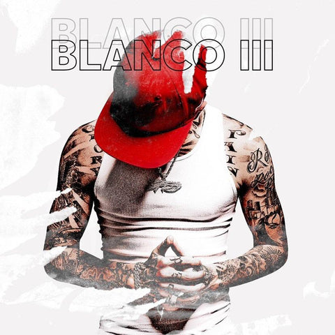 BLANCO III® Black Long Sleeve - THE LABEL LTD
