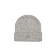 THE BOSTON GRAY BEANIE - THE LABEL LTD