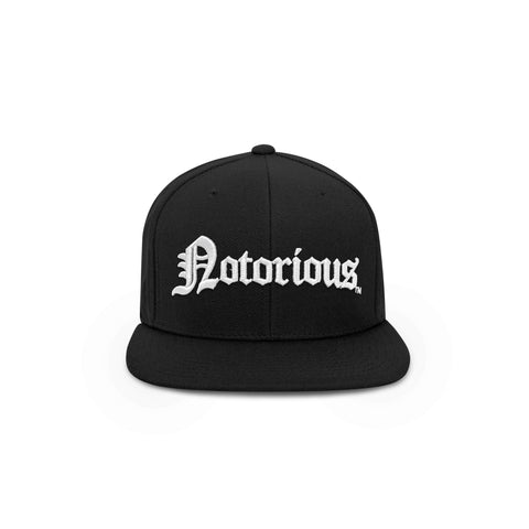The Boston Hat- Notorious OG Snapback - THE LABEL LTD