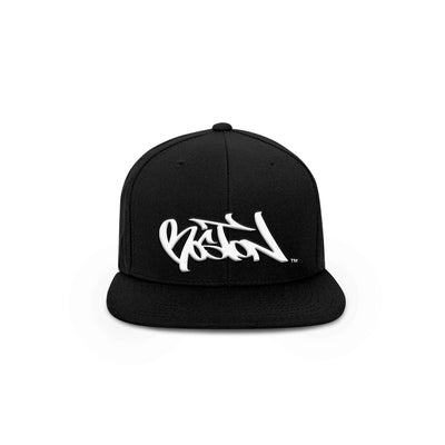 Backstah BOSTON Snapback Hat - THE LABEL LTD
