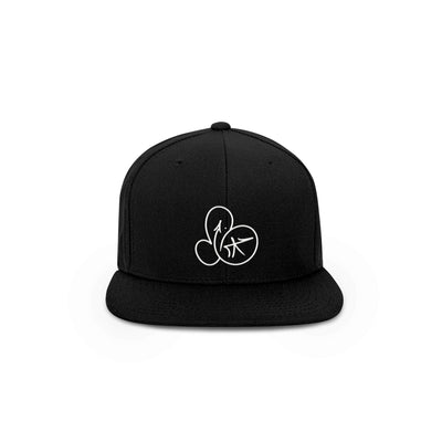 Backstah B Snapback Hat - THE LABEL LTD